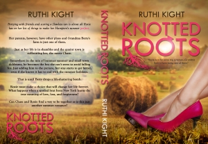 Knotted Roots by Ruthi Kight wrap